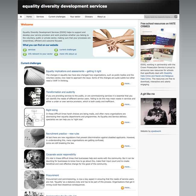 Screenshot Consultancy